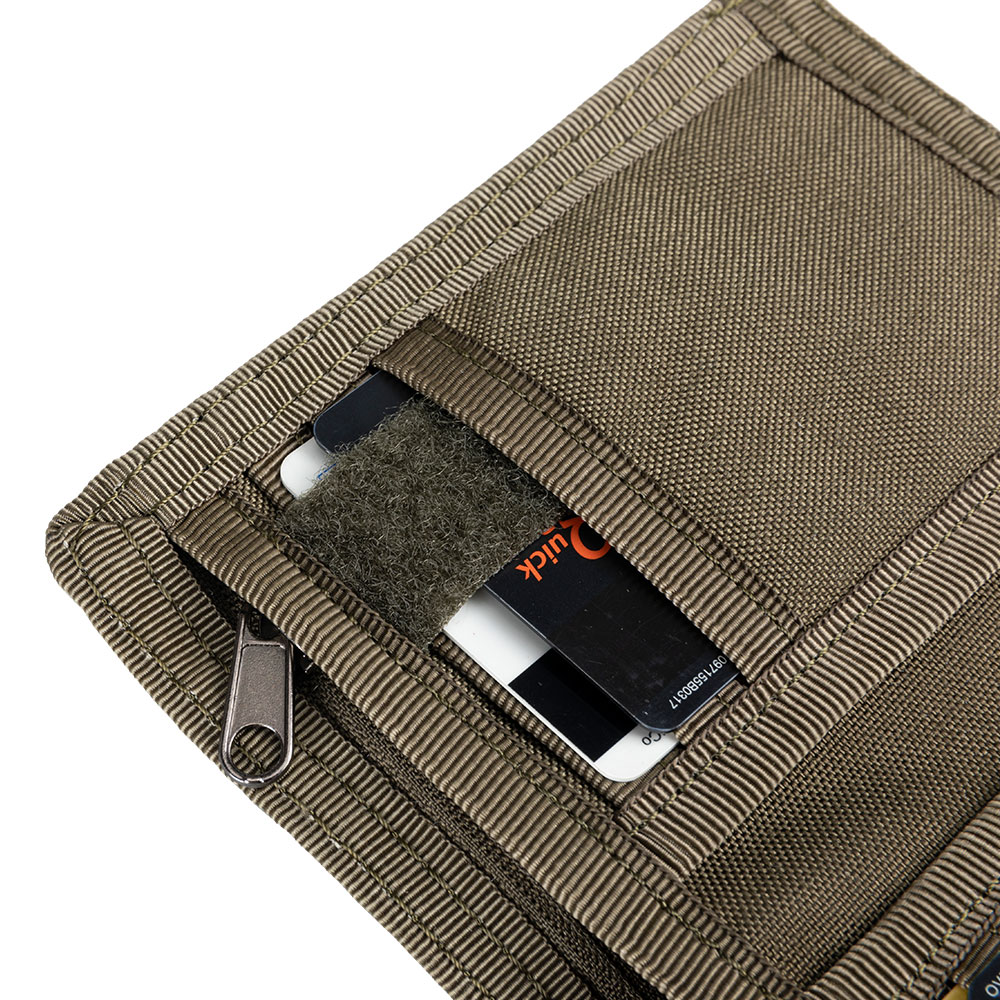 Wallet Card Bag Tactical Waterproof Wallet ID Holder Money Bag Men's Pouch Outdoor Wallet Military