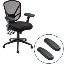 Swivel Chair Swivel Lifting Armrest PU Office Chair Armrest Furniture Hardware Accessories Dropshipping