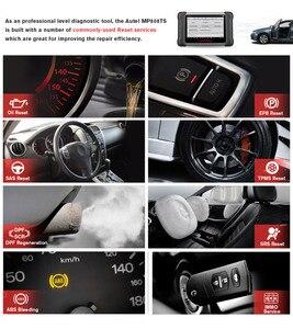 Image 3 - Scanner de voiture dautel MaxiPRO MP808TS Scanner de Diagnostic de voiture OBD2 outil de Diagnostic automatique