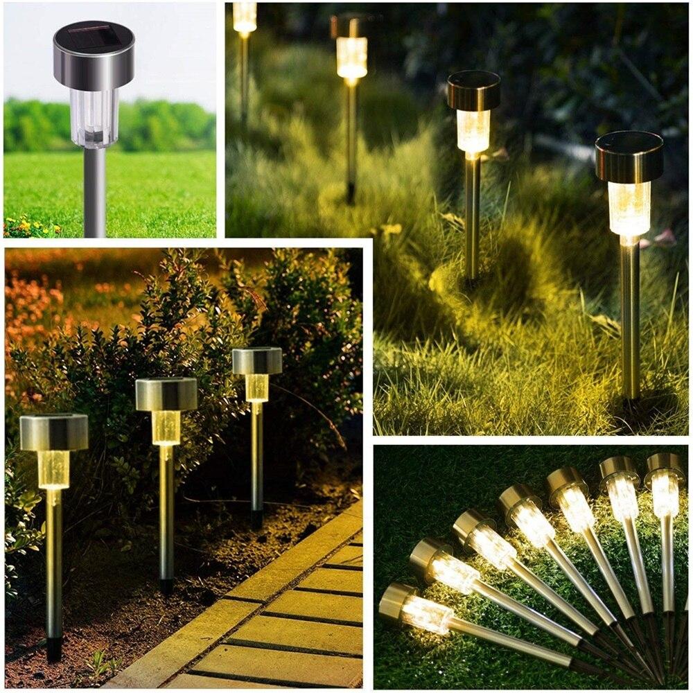 luzes do gramado à prova dwaterproof água