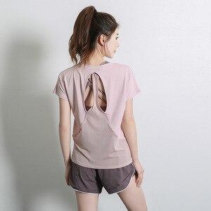 Women Summer T Shirts Slim Spo