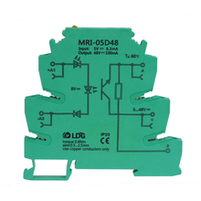 цена на 10pcs/lot ssr Relay Module output 3-48VDC input 5V 12V 24V 48V Photoelectrical Coupling-interface solid state relay Optocoupler