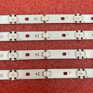 Image 4 - 8 sztuk listwa oświetleniowa LED dla LG 49UH610A 49UH6100 49LF5100 49UH6030 49UF640V 49UF6407 49UF640 49LF510V LGE_WICOP_49inch_UHD