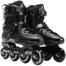 Shoes Rollers Speed-Skates Sneakers Hockey Professional Adults Women for Inline