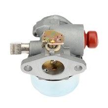 Carburateur de remplacement pour Tecumseh 632795A LAV 30 35 40 50, accessoires de moto avec joint gratuit, adaptateur métallique 2 vis