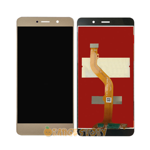 Image 3 - New LCD Display Screen For Huawei GW Metal NA TRT L53 TRT 53 Full LCD Display Touch Screen Monitor Sensor Glass Assembly Frame