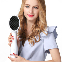 Styling Tools Fast Multifunctional Negative Ion Portable Comb Straightener Electric Hair Brush Air Paddle Home Fast Dryer