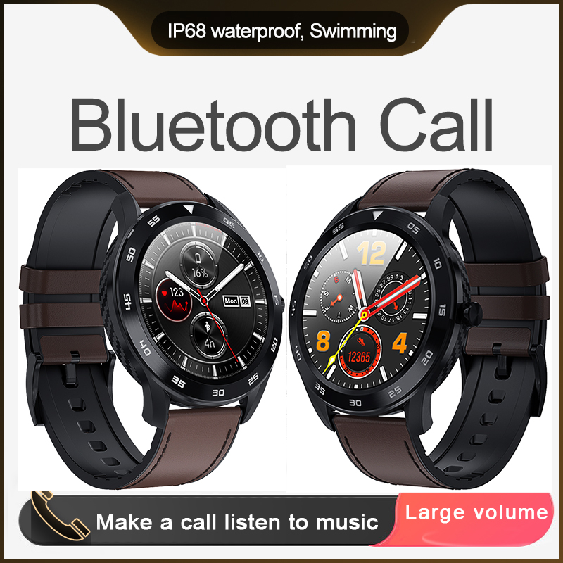 Timewolf Smart Watch <font><b>4G</b></font> Bluetooth Call IP68 Waterproof <font><b>Smartwatch</b></font> ECG Heart Rate Sport Smart Watch for Android Phone Iphone IOS image