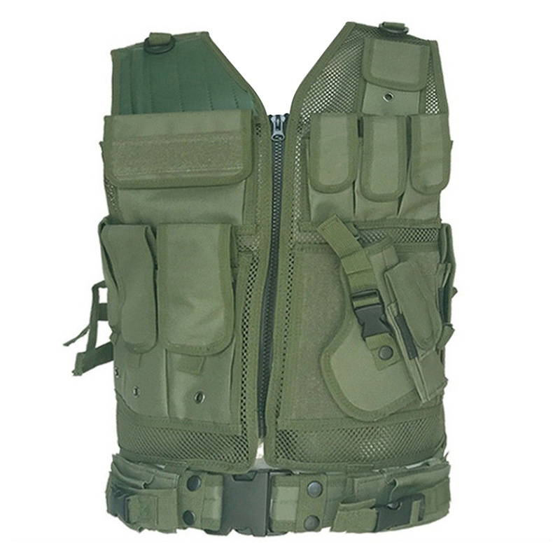 Military Tactical Vest Plate Carrier 3