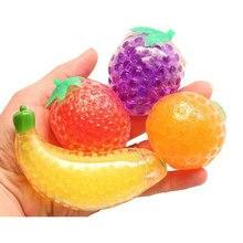 Galaretka owocowa woda Squishy fajne rzeczy zabawne rzeczy Pop It Fidget Stress Reliever zabawki dla dorosłych dzieci nowości na prezent