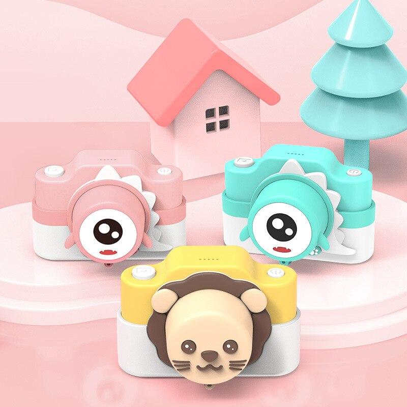 Nouveau Style caméra dessin animé enfants caméra Adorkable dessin animé dixième génération dessin animé numérique petit appareil photo une génération de graisse
