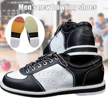 Hot Bowling Shoes Men Skidproof Sole Professional Bowling Sport Shoes Non-slip Sneakers MVI-ing(China)