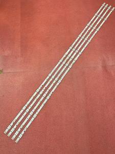 Image 4 - 5set=40pcs LED backlight strip for UN49J5200 UN49J5290 UN49J5290AG HG49NJ477 UN50J5200 49 FHD R L 180319 JEDI BN96 46573A 46572A