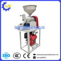 Paddy Peeling Device Electric Paddy Rice Huller Milling Machine apply to corn rice millet