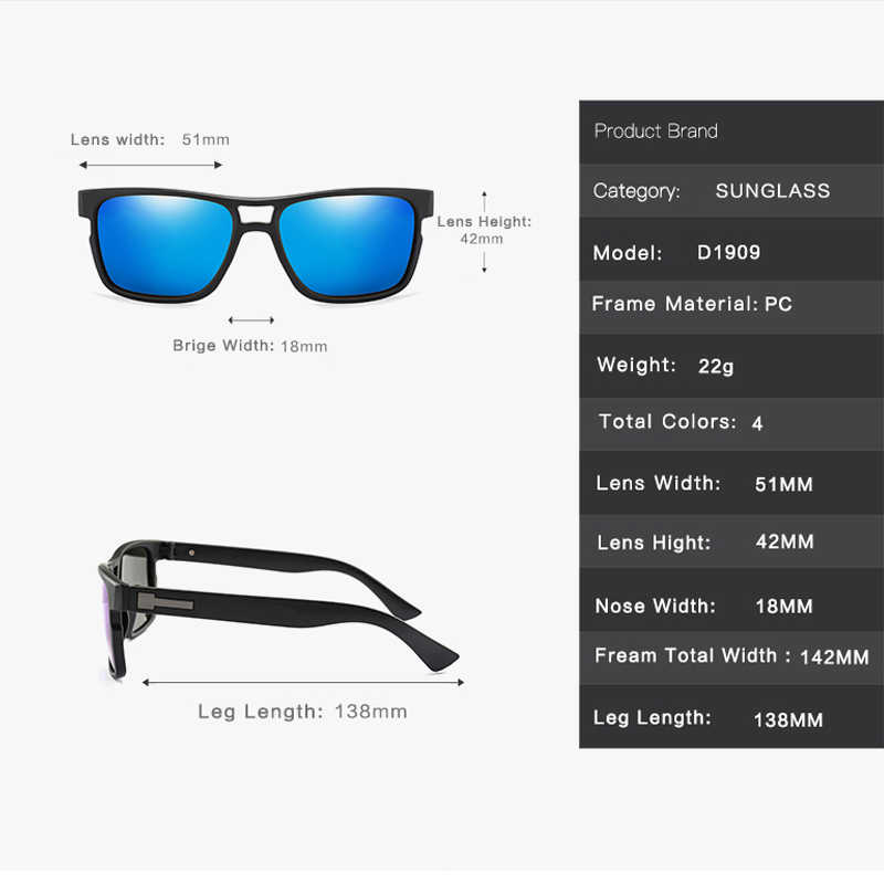Óculos de sol polarizados homens movimento designer de condução óculos de sol feminino vintage anti-uv driver preto óculos de sol gafas de sol