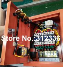 Envio rápido 5 pinos 10kw ats monofásico 220 v gerador diesel controlador automático sistema de partida função parada de partida automática