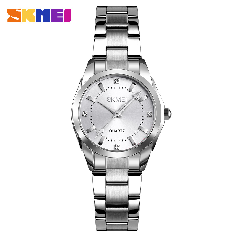 2020 SKMEI Casual Women Romantic Quartz Watches Luxury Female Girl Clock Waterproof Ladies Wristwatches Relogio Feminino 1620 9