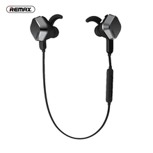 Remax Bluetooth 4.2 Headphone Wireless Unique Magnetic Sport Earphone Smart Noise Reduction Earphones With Mic For Phone