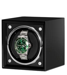 Box-Accessories Watch Winder Rotating-Watch Display for Men Mechanical Uhrenbeweger Single