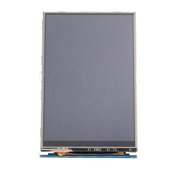 AAAE Top-для Raspberry Pi 3,5 дюймов 320x480 RGB пикселей HD ЖК-дисплей контактный экран с ручкой для Raspberry Pi 2 3 Модель B RPI Pi
