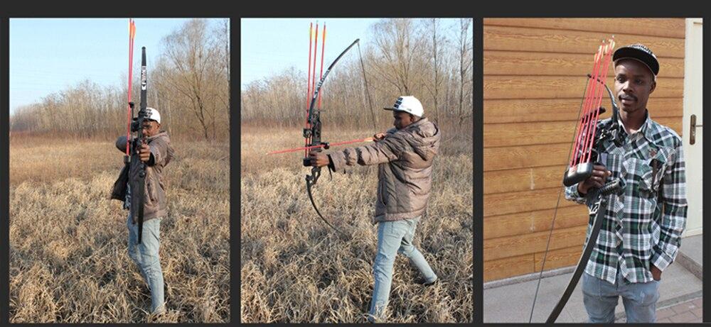 ao ar livre caça tiro com arco novo jogo