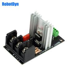 Módulo de dimmer para 16/24a 600v carga alta, 1 canal, 3.3v/5v lógica