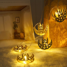 Decoration Ramadan Special for Home Party Festival Light-String Holiday-Decor Muslim