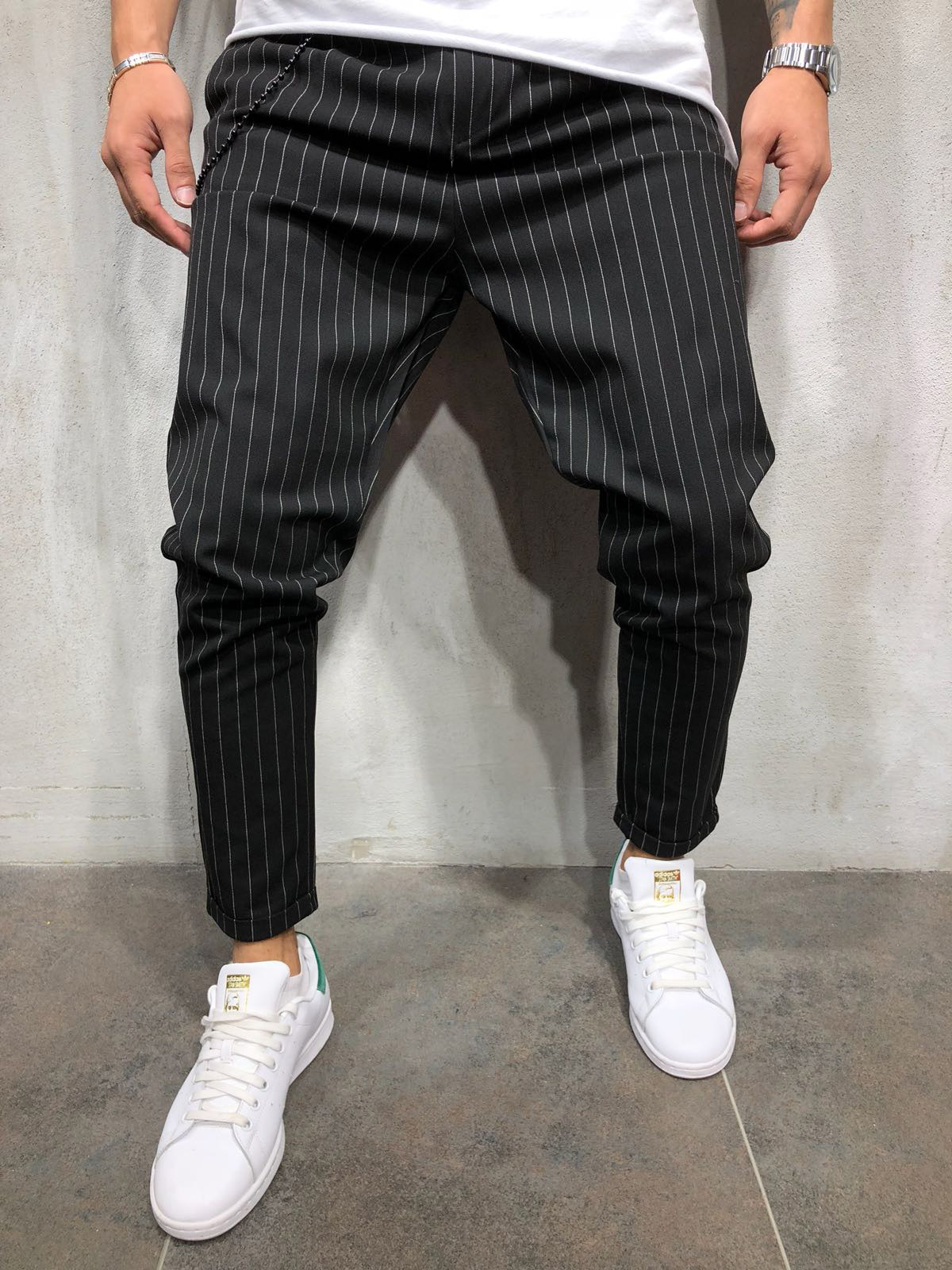 Ha2ab616d6a04444e8ea1d12c9fbec54fJ Spring Autumn Casual Men Sweat Pants Male Sportswear Casual Trousers Straight Pants Hip Hop High Street Trousers Pants Joggers