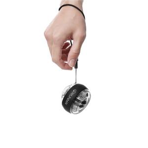 Image 5 - Xiaomi Mijia Yunmai Powerball Carpal การฝึกอบรมอุปกรณ์ Power นาฬิกาข้อมือเทรนเนอร์บอล LED Gyro Ball Essential SPINNER Antistress ของเล่น