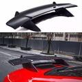 Для Ford mutang автомобильные аксессуары из углеродного волокна задний багажник спойлер загрузки крыло для губ 2015