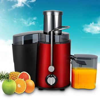 Electric Juicer Juice Cup Blender Stainless Steel 220V ABS Sturdy Durable High Capacity Family Fruit Low Noise Vegetables