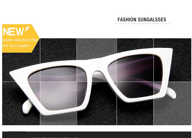 Fashion Cat Eye Sunglasses Women Brand Designer 2020 Vintage Candy Color Lens Sun Glasses Female Lady Sunglass Gradient Plastic (8)