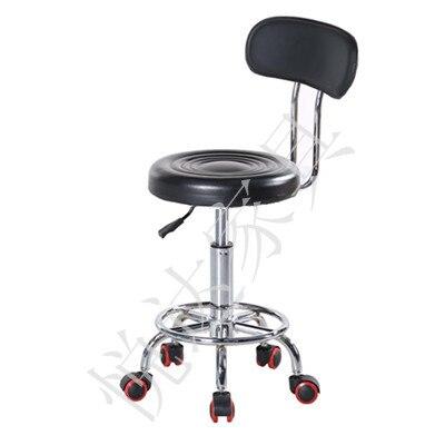 Rotating Lift Hair Salon Chair Bar High Bench    Tattoo Beauty   Home Computer