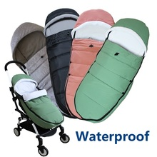 Socks Stroller-Accessories Pushchair-Footmuff Sleepsack Babyzen Yoyo Universal Warm Winter