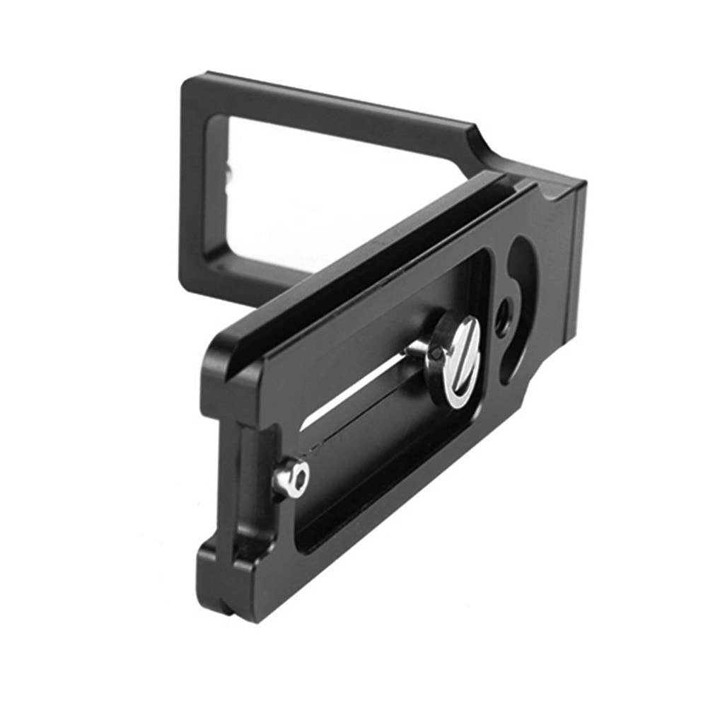 Placa de liberação rápida de suporte de tripé de suporte - Câmera e foto - Foto 6