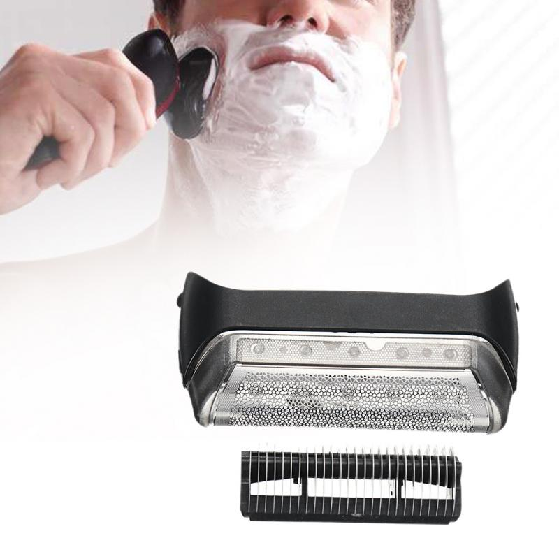 Protective Screen Razor Easy Install Film Cleaning Durable Shaver Foil Shaving Replacement Head Electric Mesh For Braun 10B