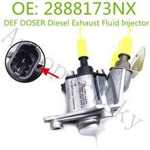 Di alta Qualità Per Motori Cummins ISX DEF DOSATORE Liquido di Scarico Diesel Iniettore 2888173NX , S17J0 E0020 , S17J0E0020 , A030P707 OEM