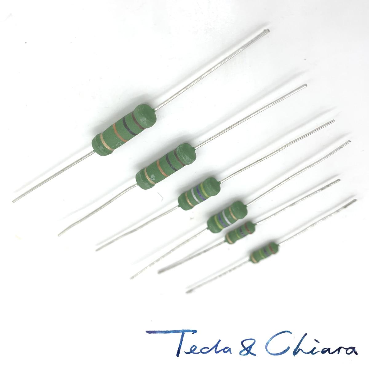 100 Widerstand 34KOhm MF0207 Metallfilm resistors 34K 0,6W TK50 1/% 033033