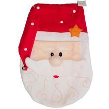 Рождественский Санта-Клаус печатает Туалет чехол для сиденья коврик для ванной украшения дома
