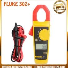 Fluke 302+ Цифровые токовые клещи, клещи, амперметр, тестер сопротивления, амперметрический клещи, мультиметр Ампер
