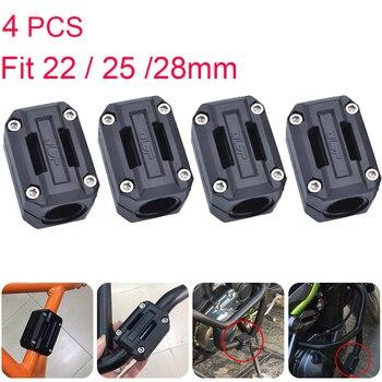 Защита бампера двигателя для BMW R1100GS R1150GS R1200GS F650GS F700GS F800GS HP2 для KTM 950 990 1050 1190 1290 Adventure