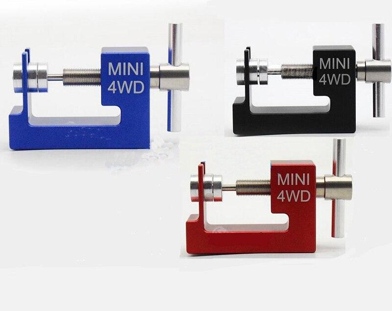 Съемник колес для удаления шин направляющий ролик/подшипник инструмент для демонтажа Tamiya Mini 4WD модель автомобиля|Детали и аксессуары|   | АлиЭкспресс