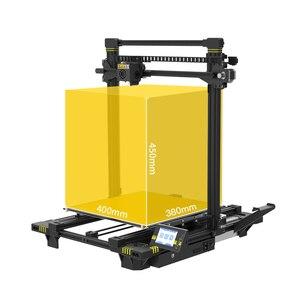 Image 3 - طابعة Anycubic ثلاثية الأبعاد anycubic Chiron Plus مطبوعة كبيرة الحجم 2019 طابعة ثلاثية الأبعاد طباعة لتقوم بها بنفسك أطقم FDM TFT impresora ثلاثية الأبعاد