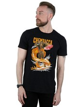 Camiseta homem chewbacca gigante