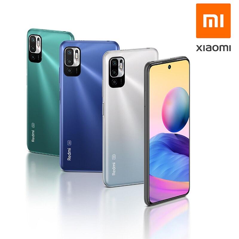 [Мировая премьера] глобальная версия Xiaomi Redmi Note 10 5G смартфон Dimensity 700 90 Гц 6,5
