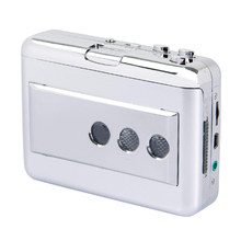 MP3 Player Cassette Player Multifunction Tape USB Audio CD Capture Recorder Music Super Converter(China)