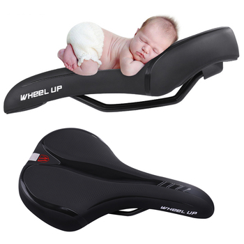 Race Bicycle Bike Saddle Road Mountain comfortable lightweight Soft Cycling Seat MTB