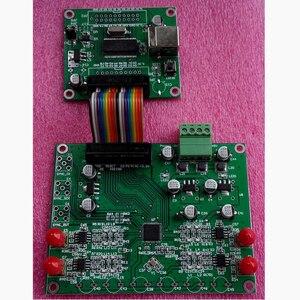 AD9958 AD9959 wysokiej częstotliwości moduł dds generator sygnału obsługuje oficjalne oprogramowanie wielokanałowe V2