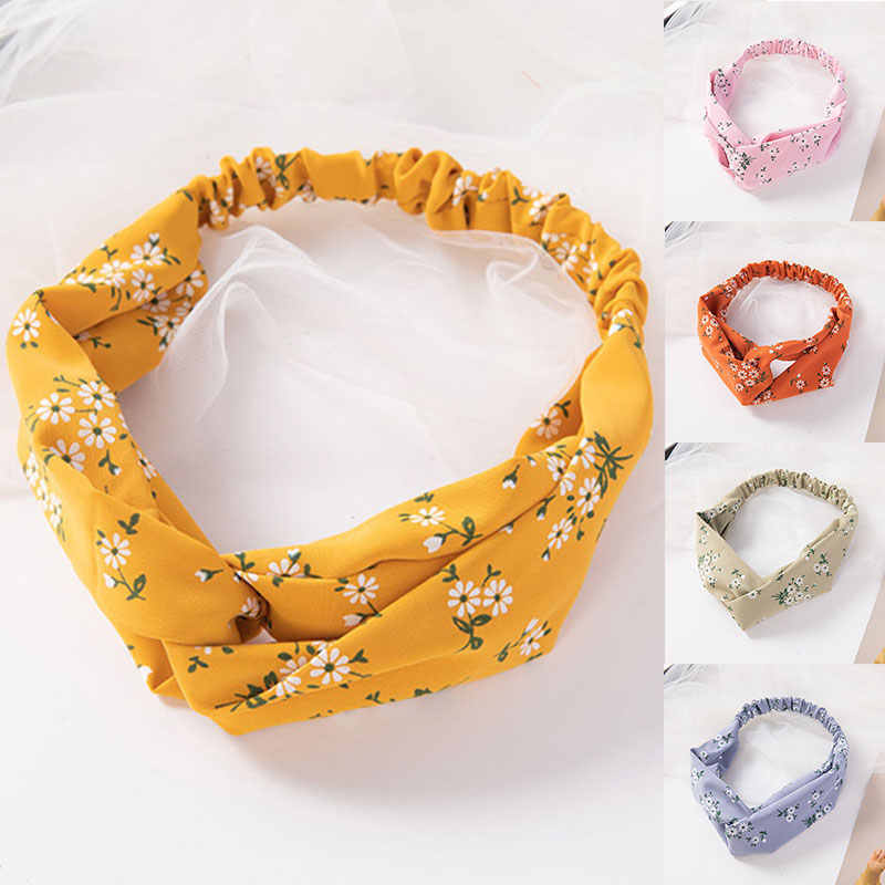 The Daisy Lady Headband