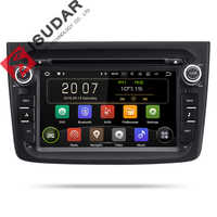 Isudar 1 Din Car Multimedia Player Android 9 For Alfa Romeo Mito 2008- CANBUS Auto Radio Quad Core Video DVD GPS System USB DVR